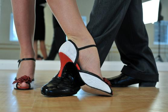 Social dance lessons with Dominic Boyer www.dboyerdance.ca